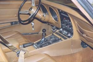 Lt-1 interior