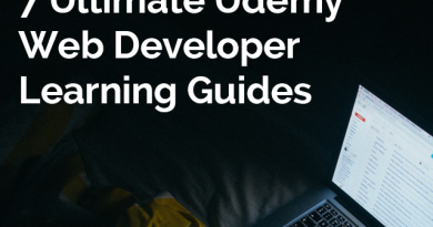 udemy-web-developer-guide