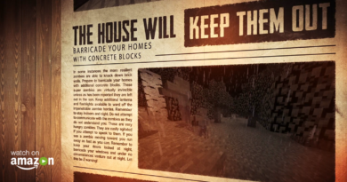 THE HOUSE WILL KEEP THEM OUT – WATCH NOW ON AMAZON!